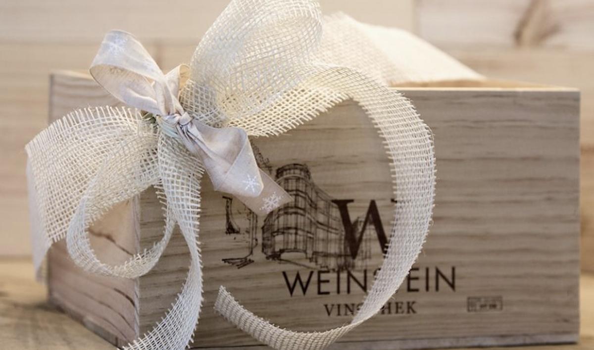 weinstein vinothek geschenk