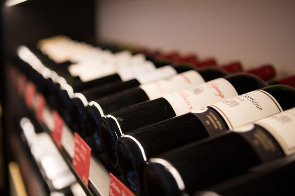 weinstein vinothek laden